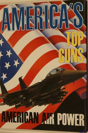 Image not found :America's Top Guns, American Air Power (Oriole)