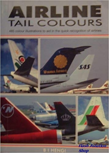 Image not found :Airline Tail Colours (1998)