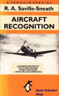Image not found :Aircraft Recognition, a Fascimile edition of the classic WW2 guide