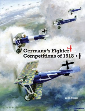 Image not found :Germany's Fighter Competitions of 1918 (Great War 8)