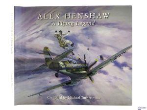 Image not found :Alex Henshaw, a Flying Legend