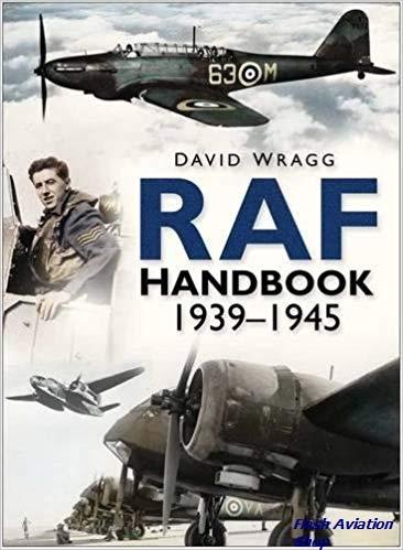 Image not found :RAF Handbook 1939-1945 (Sutton)