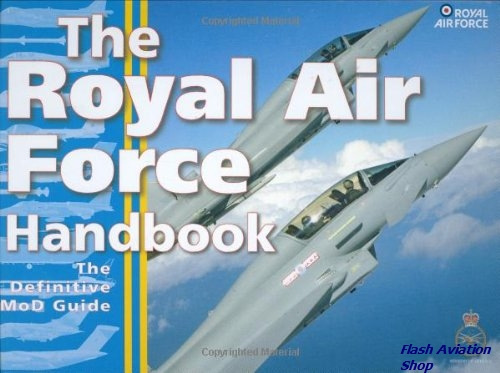 Image not found :Royal Air Force Handbook (Conway)