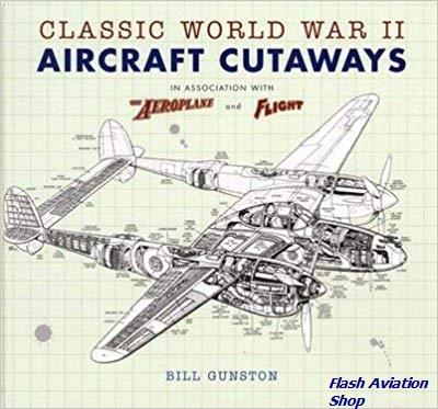 Image not found :Classic World War II Aircraft Cutaways (Bounty)
