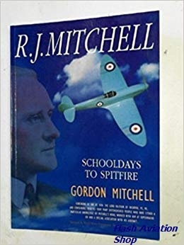 Image not found :R.J. Mitchell, Schooldays to Spitfire (Mitchell)