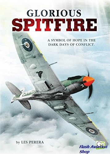 Image not found :Glorious Spitfire, a Symbol of Hope in the Dark