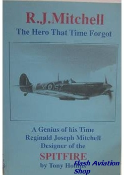 Image not found :R.J. Mitchell, the Hero that Time Forgot