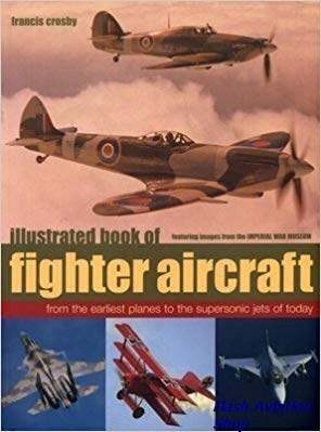 Image not found :Illustrated book of Fighter Aircraft