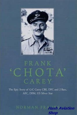 Image not found :Frank 'Chota' Carey, the Epic Story of