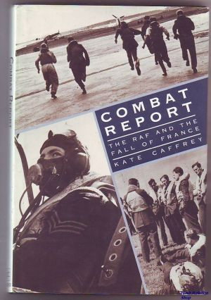 Image not found :Combat Report, the RAF and the Fall of France
