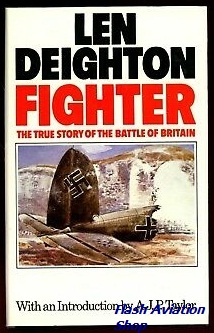 Image not found :Fighter, the True Story of the Battle of Britain (Cape)