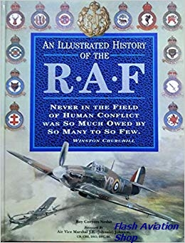 Image not found :Illustrated History of the RAF (CLB/Nesbit) 7th edition