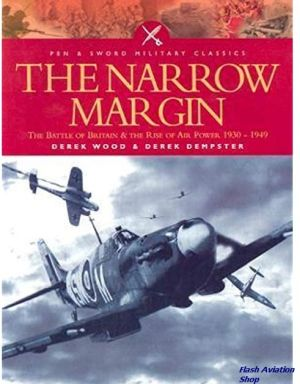 Image not found :Narrow Margin, the Battle of Britain & the Rise of Air Power (2003