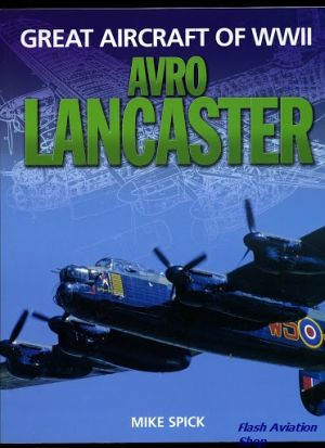 Image not found :Great Aircraft of WWII Avro Lancaster