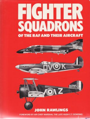 Image not found :Fighter Squadrons of the RAF and their Aircraft (PBS/BCE)