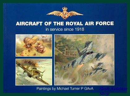 Image not found :Aircraft of the Royal Air Force in Service since 1918 (sbk)