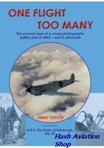 Image not found :One Flight Too Many, Unusual Saga of a Young Spitfire Photographic
