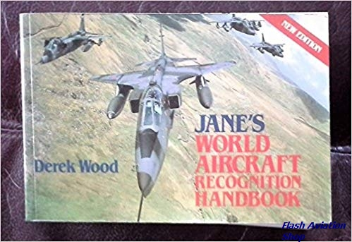 Image not found :Jane's World Aircraft Recognition Handbook, New Edition (1982, hbk