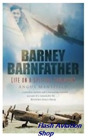 Image not found :Barney Barnfather, Life on a Spitfire Squadron