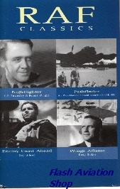 Image not found :RAF Classics (Nightfighter, Pathfinder, Enemy Coast Ahead, Wings A