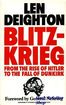 Image not found :Blitzkrieg, From the Rise of Hitler to the Fall of Dunkirk (BCA)