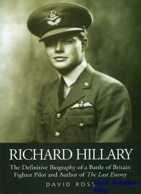 Image not found :Richard Hillary, the Definitive Biography (2003)