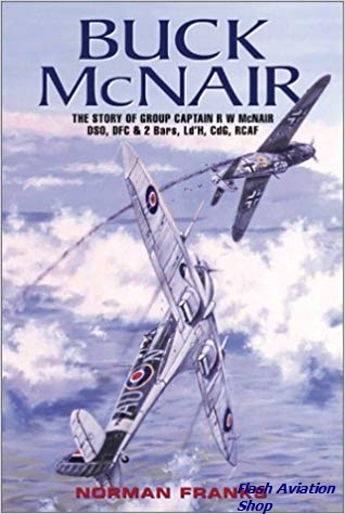 Image not found :Buck McNair, Canadian Spitfire Ace