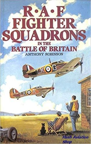 Image not found :RAF Fighter Squadrons in the Battle of Britain (Brockhampton)