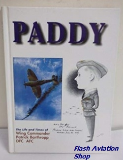 Image not found :Paddy, the Life and Times of Wing Commander Patrick Barthropp