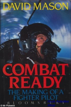 Image not found :Combat Ready, the Making of a Fighter Pilot (Bloomsbury)