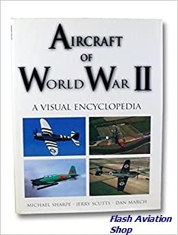 Image not found :Aircraft of World War II, a Visual Encyclopedia (PB)