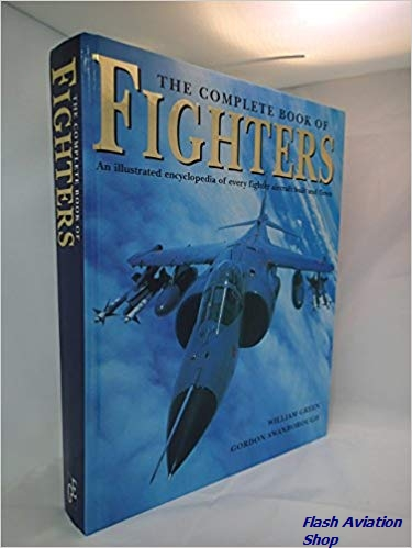 Image not found :Complete Book of Fighters (Greenwich, 1998)