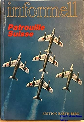 Image not found :Patrouille Suisse (Informell)