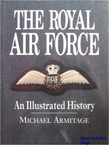 Image not found :Royal Air Force, an Illustrated History (BCA)