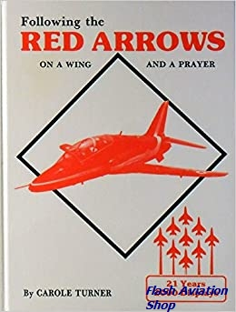 Image not found :Following the Red Arrows on a Wing and a Prayer (signed)
