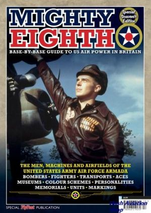 Image not found :Mighty Eighth, Base-by-Base Guide to US Air Power in Britain