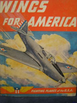Image not found :Wings for America, Fighting Planes of the USA