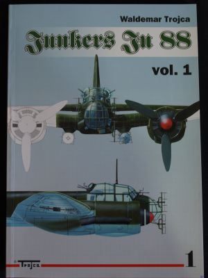 Image not found :Junkers Ju.88, Vol. 1