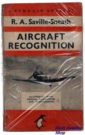 Image not found :Aircraft Recognition (1941 april reprint)