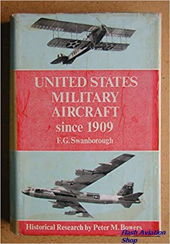 Image not found :United States Military Aircraft since 1909 (1963)
