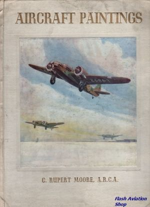 Image not found :Aircraft Paintings (Blenheim covor)