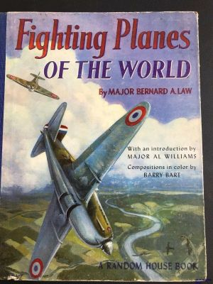 Image not found :Fighting Planes of the World (1940)