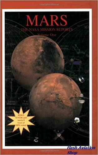 Image not found :Mars, the NASA Mission Reports (Includes CD-Rom)