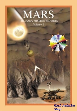 Image not found :Mars, the NASA Mission Reports Volume 2 (includes CD-Rom)