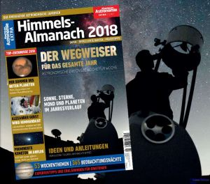 Image not found :Himmels-Almanach 2018