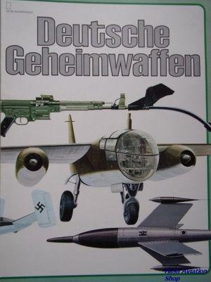 Image not found :Deutsche Geheimwaffen (Heyne Bildpaperback)