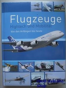 Image not found :Flugzeuge, Hightech und Mobiliteit, Von den Anfangen bis Heute