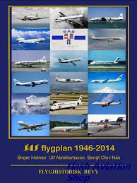 Image not found :SAS Flygplan 1946-2014