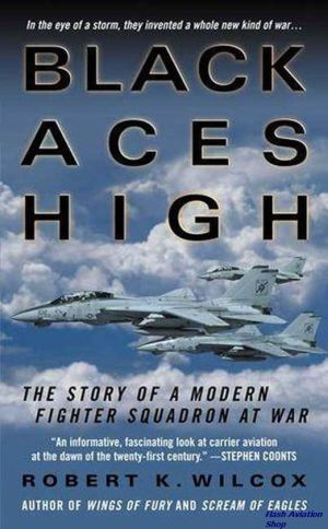 Image not found :Black Aces High, the Story of a Modern Fighter Squadron at War