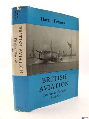 Image not found :British Aviation: the Great War (Funk & Wagnalls)